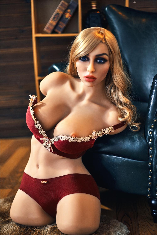 Natalia Real Sex Dolls Torso IronTechDoll