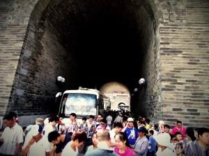 turistas chinos