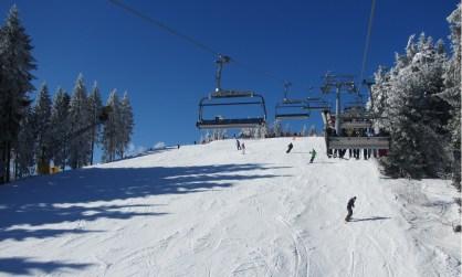 Stoeltjesliften in Winterberg