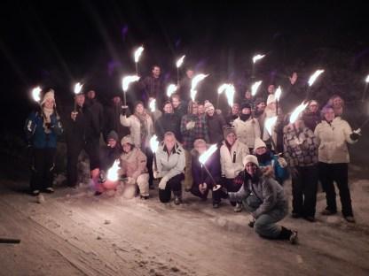 bedrijfsuitje winterberg wintersport