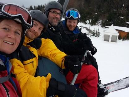 Wintersport dagarrangement – personeelsfeest in Winterberg