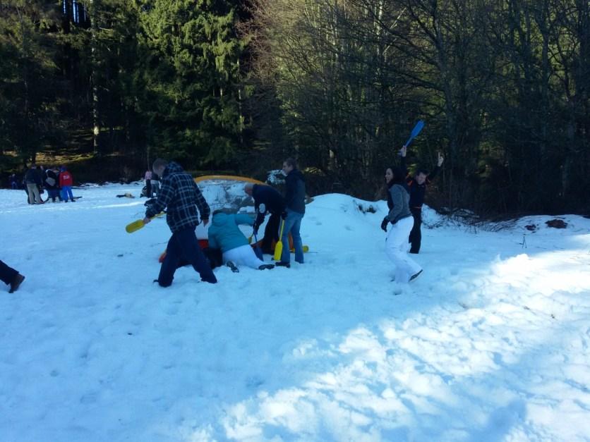 Actie in de sneeuw (48)