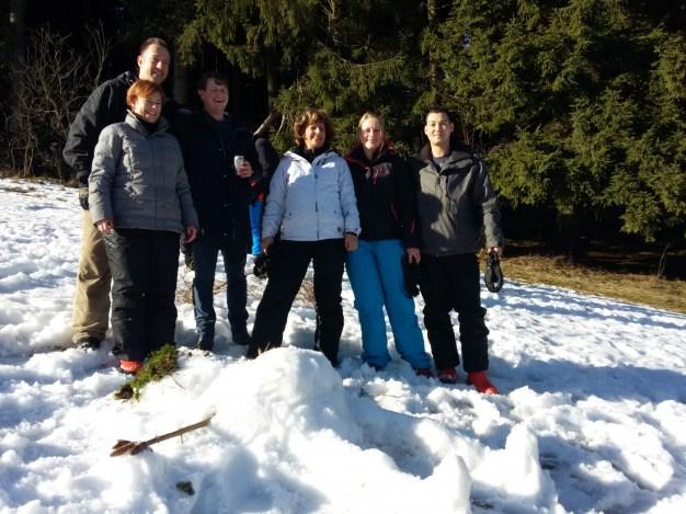 Actie in de sneeuw (78)