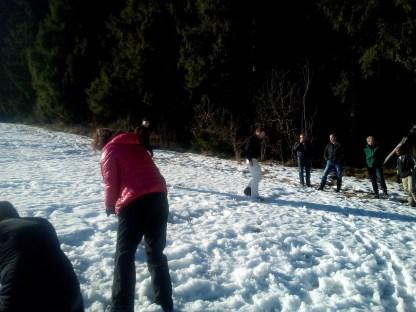 Actie in de sneeuw (89)