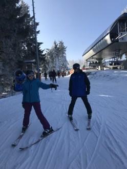 dagarrangement skiën Winterberg