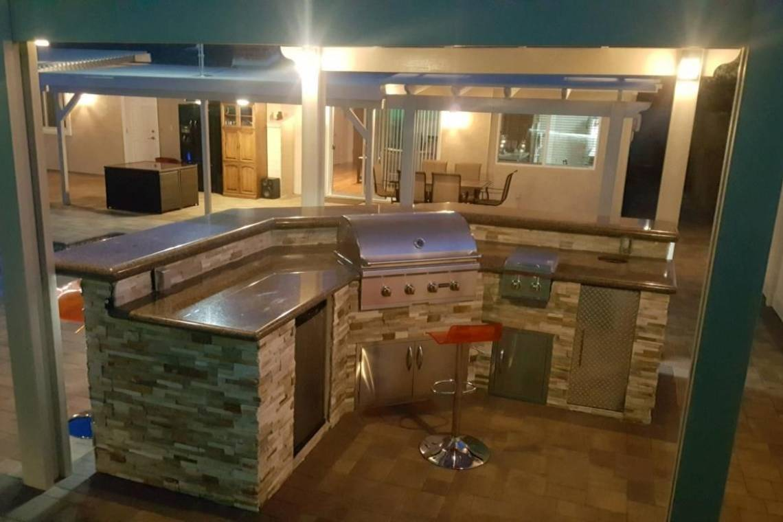 outdoor kitchen remodeling calabasas | remodeling contractors