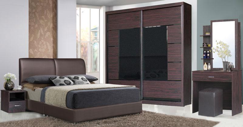 Bedroom Furniture Set Malaysia  Stylish Affordable