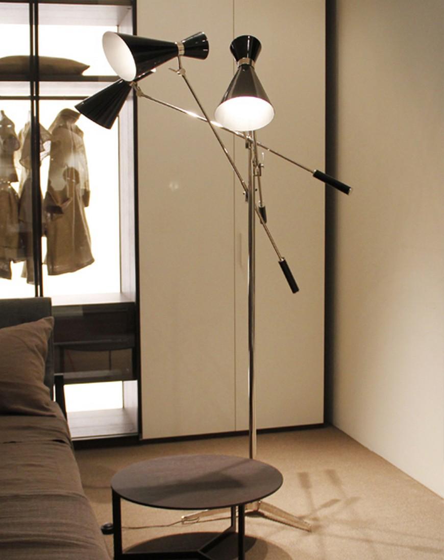 Modern Floor Lamps for an Amazing Bedroom  Bedroom Ideas