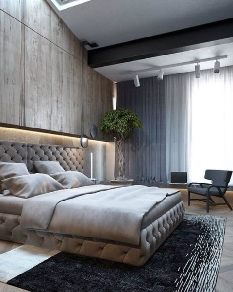 unique bedroom room decorating ideas Unique Ways to Decorating Bedrooms with High Ceilings – Bedroom Ideas