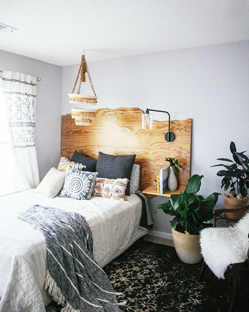 Why A Boho Chic Bedroom Decor Might Be The Solution To 2019 Bedroom Ideas