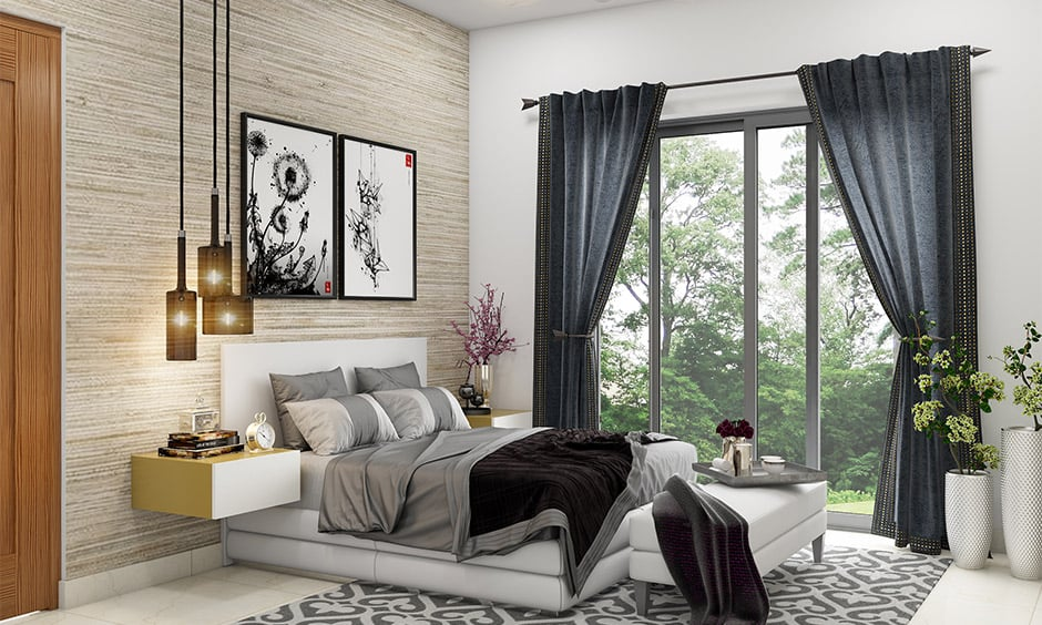 Black Curtains For Bedroom Ideas