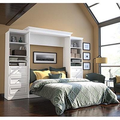 Image of Open Murphy Bed