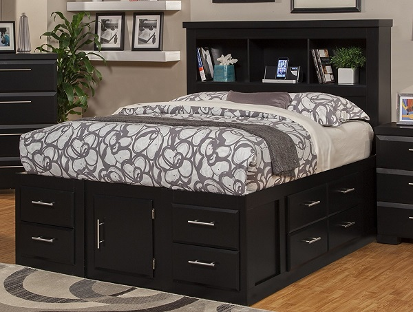 Image of Storage Bed