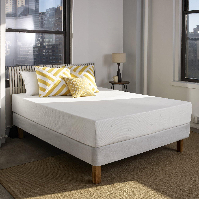 Shea 10-inch Memory Foam Mattress by Sleep Innovations