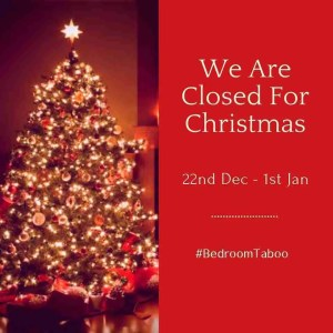 Closed Holidays #Christmas #BedroomTaboo #Intimacy #RT #AdultToys #SexToys #AdultBiz Very Merry Christmas