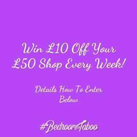 Win £10 Off You £50+ Shop During July 2019