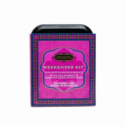 Kama Sutra Weekender Kit In A Tin Raspberry Kiss 1