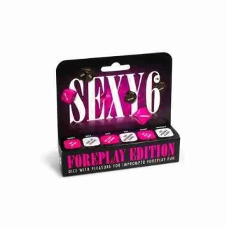 Sexy 6 Dice Foreplay Edition 1