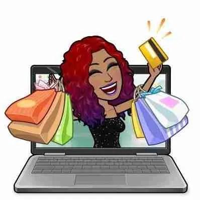 Shop Online Bitmoji