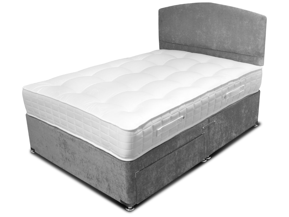 4ft Small Double Sleep Shop Gold Label Mattress From The