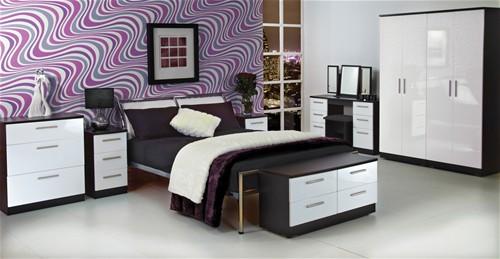 Wenge bedroom furniture