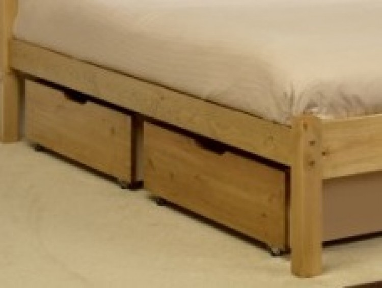Friendship Mill Under Bed Drawers 1 Set of 2 BUNDLE DEAL
