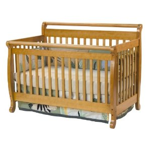 "Davinci – ""Emily"" 4 in 1 Convertible Crib"