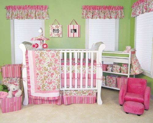 Loveable Baby Girl Crib Bedding Sets for Your Nursery
