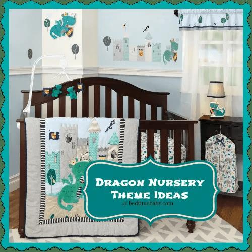 Dragon Nursery Decor – Adorable Look for Baby Boys (or Girls!)