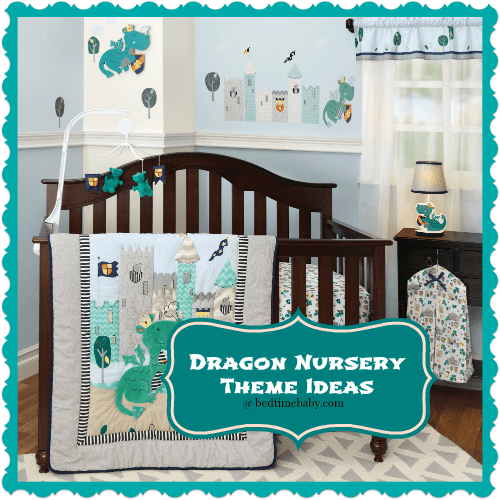 Dragon Nursery Decor – Adorable Look for Baby Boys (or Girls!)