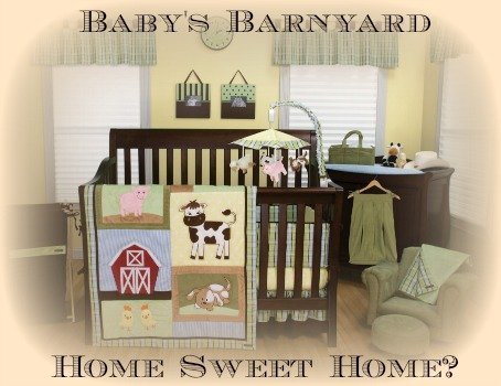 Cute Farm Animal Nursery – Fun Barnyard Baby Decor and Bedding