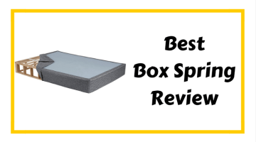 Best Box Spring Mattress Review: The Definitive Guide