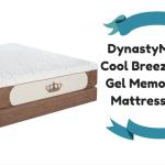 DynastyMattress Cool Breeze 12-Inch Gel Memory Foam Mattress review