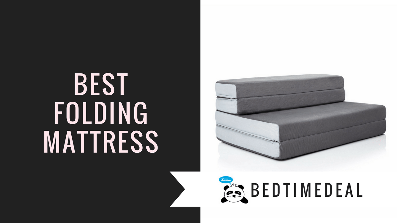 best folding mattress reviews complete buying guide - Mattress Buying Guide