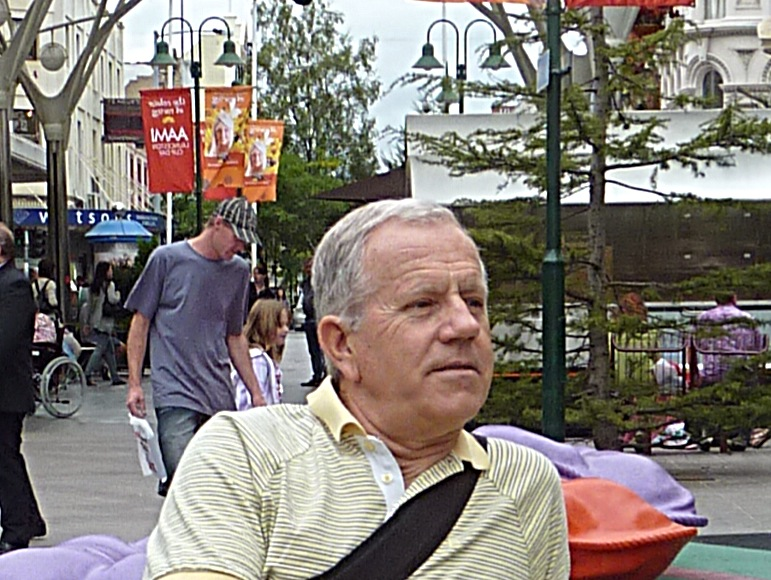 Werner Stejskal Author Interview