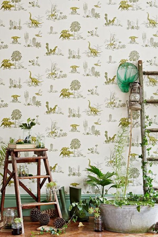 DINO wallpaper by Sian Zeng