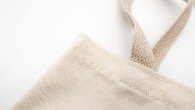 natural canvas bag zero-waste alternatives to plastic