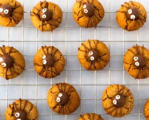 PeanutButterSpiderBiscuits_Above
