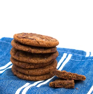 ChocolateChipGingerbreadCookies_Stack