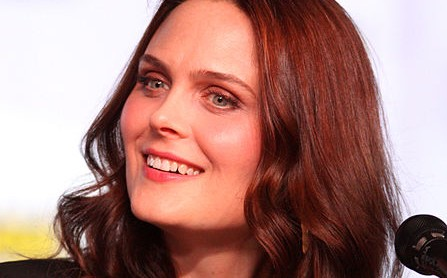 Vegan Activist Emily Deschanel