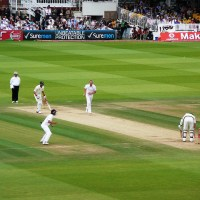 Peter Siddle Playing