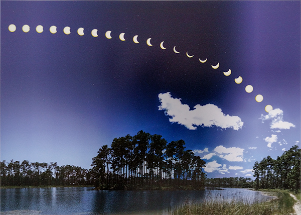 Nighttime Solar Eclipse?
