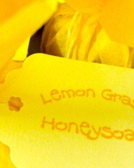 A collection of hand made Lemongrass Honeysoap. #BeehiveYourself, #WantageHoney, beehiveyourself.co.uk