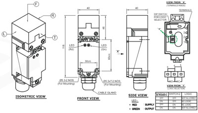 Proximity Switches,Contents Inductive Sensors,Capacitive
