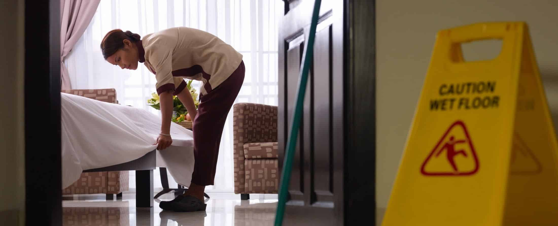 Hotel Security: How to Keep Your Employees Safe - Beekeeper
