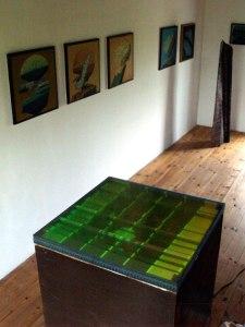 jan beekman Foundation windows exhibition art