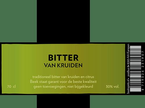 Beek_etiket_bitter