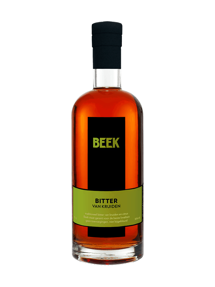 BEEK Bitter van kruiden