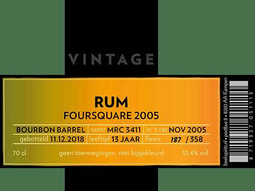 Beek_etiket_vintage_rum_001_Foursquare 2005