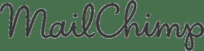 mailchimp logo handwritten